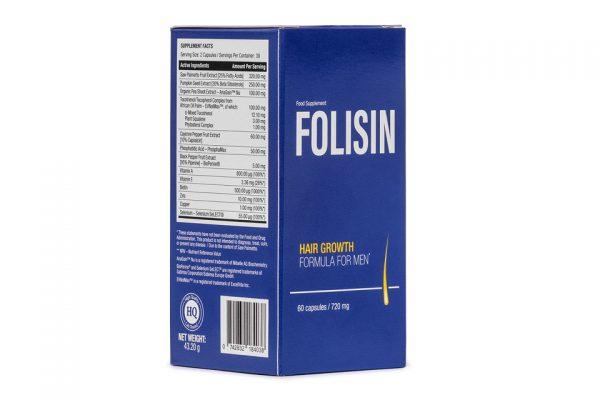 folisin price