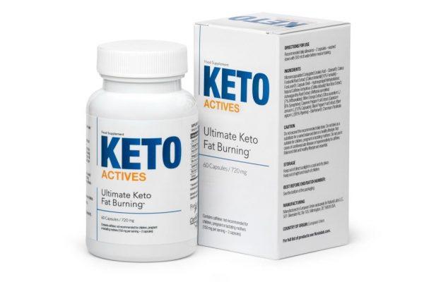 keto actives price