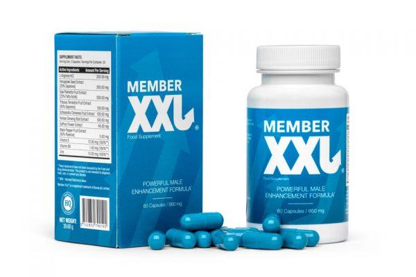 member xxl cena