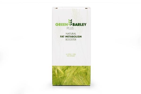 green barley plus rossmann allegro